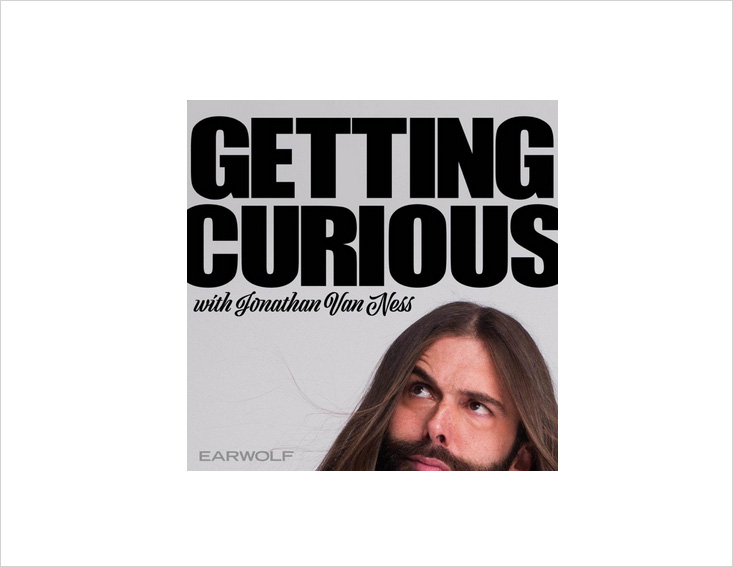 Getting Curious with Jonothan Van Ness