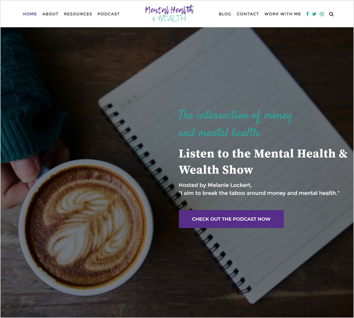 mentalhealthandwealth.com - Best Personal Finance Blogs