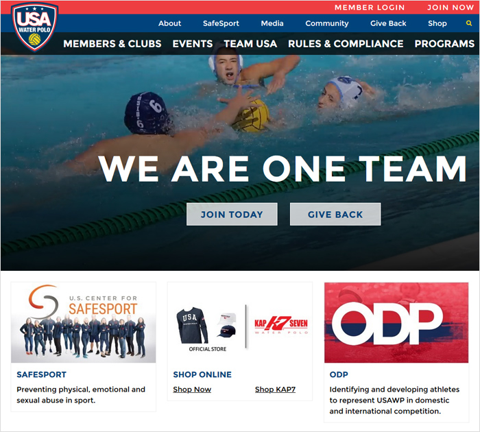 Sports blogs - usawaterpolo.org