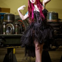 Fashion And Latex Images Of Jellyka De Nile