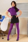 Pretty Purple Hazed Ladies (2)
