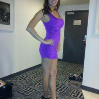 Pretty Purple Perfectly Hazed (Beautiful Ladies)