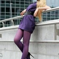 Perplexingly Pretty Purple Hazed (Stunning Ladies)