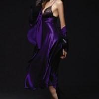 Pretty Purple Hazed Ladies (Stunning Ladies No42)