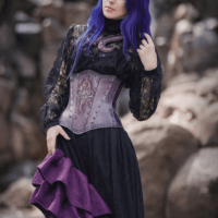 Gothic Beauties From Enchanted Stories By Aneta Pawska