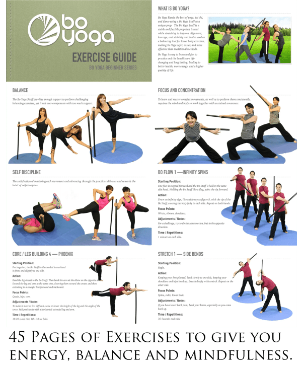 Bo Yoga Exercise Guide