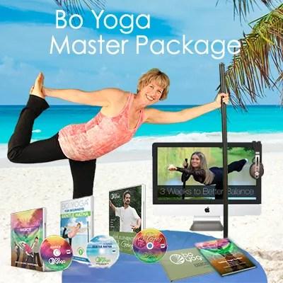 Bo Yoga Master Package 2018