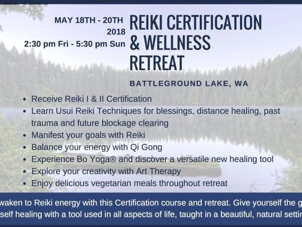 Reiki Retreat Bo Yoga