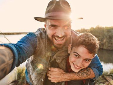 Rolle des Vaters, Rollenbild, Vorbild, Vater