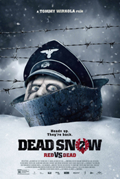 dead snow 2 cover