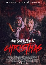 once upon a time at christmas cover