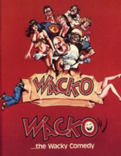 wacko cover