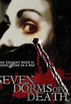 seven dorms of death cover