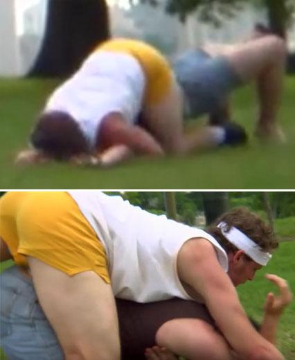 taint wrestling