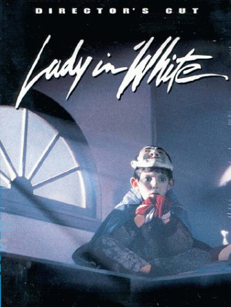 lady in white cover