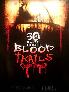 30 days blood trails cover