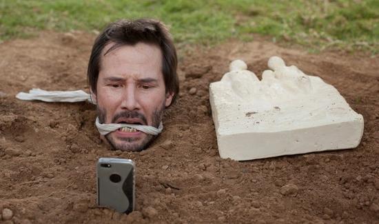knock knock buried
