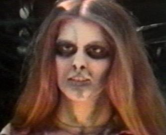 alien dead zombie paint