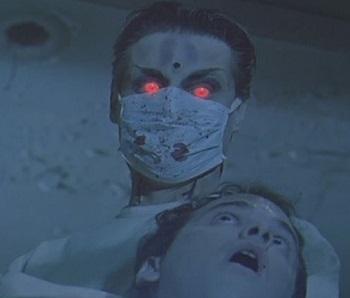 dead pit evil doctor