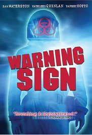 warning sign cover