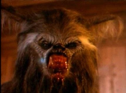 waxwork werewolf