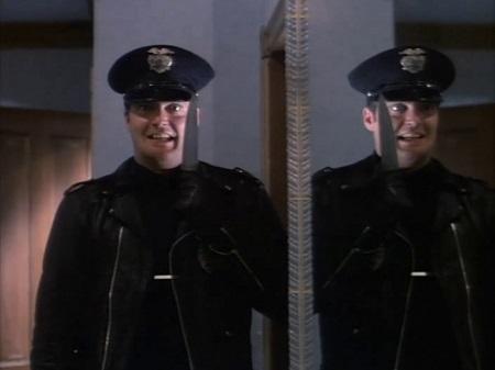 psycho cop the cop