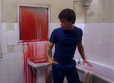 bloodbath at the house of death bathroom