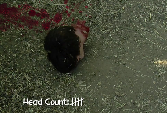 get dead head count