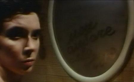 dont look in attic mirror