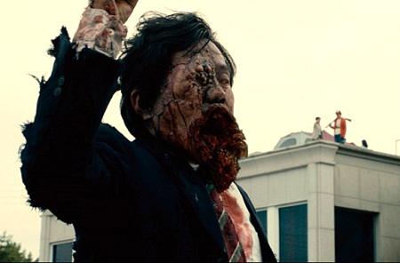 i am a hero zombie mouth