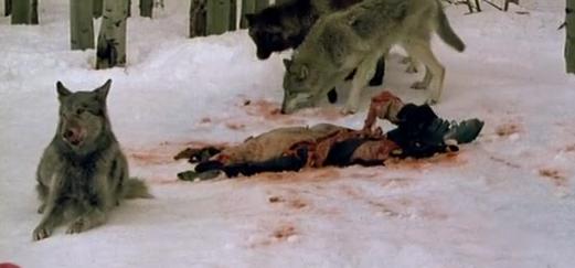 frozen wolves