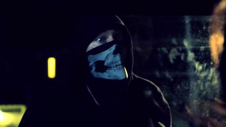 OMG horror movie mask