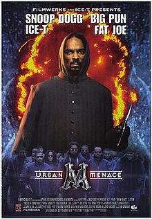 urban meance cover