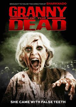 granny of the dead cover_