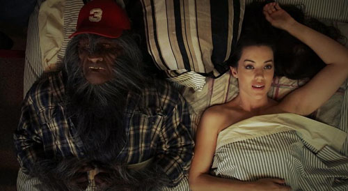 bubba the redneck werewolf bed