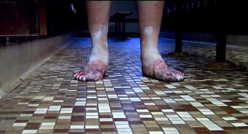 zombthology feet
