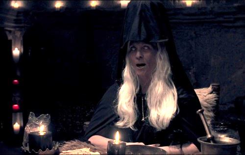 curse of mesopotamia witch