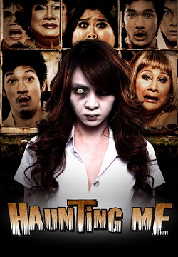 haunting me cover