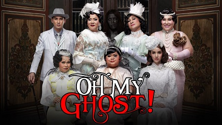 oh my ghost 5