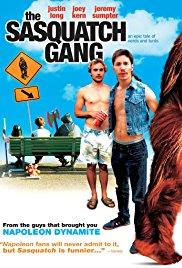 sasquatch gang cover