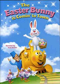 rankin bass easter bunny town
