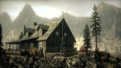 alan wake cabin