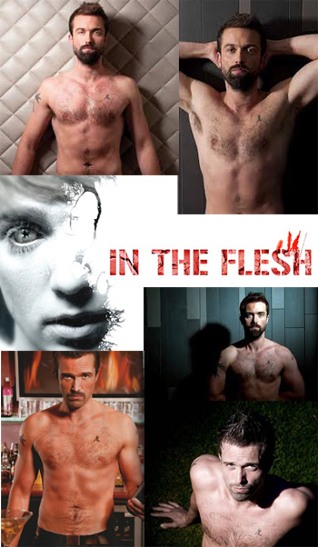 in the flesh hunk collage