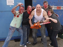 gangsters guns zombies charlie rawes