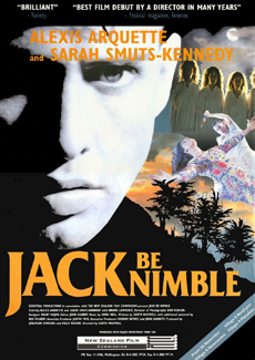 jack be nimble cover