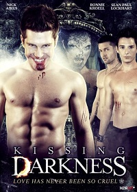 kissing darkness cover