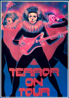 terror on tour cover