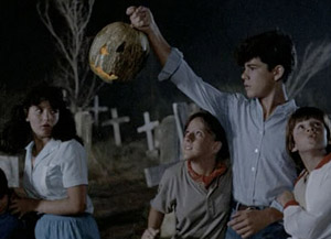 cemetery of terror kids