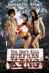 you cant kill stephen king cover