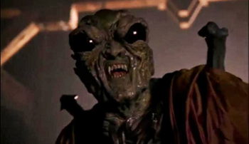 teenage spac e vamp alien